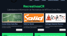 Calendario de Recreativas en Costa Rica