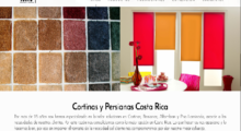 Cortinas y Persianas de Costa Rica